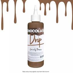 Chocolate Drip - Grizzly Brown