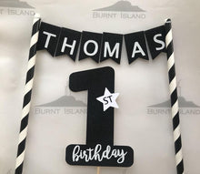 Bunting Cake Topper - Specialised