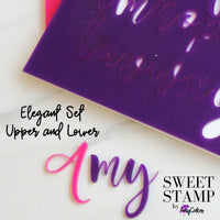 Sweet Stamp- Elegant Font Set