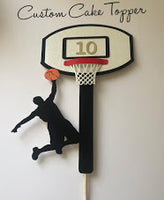 Personalised Sports Cake Topper