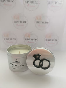 Personalise Your Own Candle - Handmade