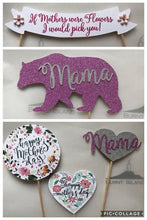 Mothers Day Cake Toppers
