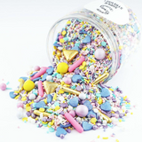 Super Streusel Cheeky Girl - Sprinkle Mix With Chocolate Balls 90g
