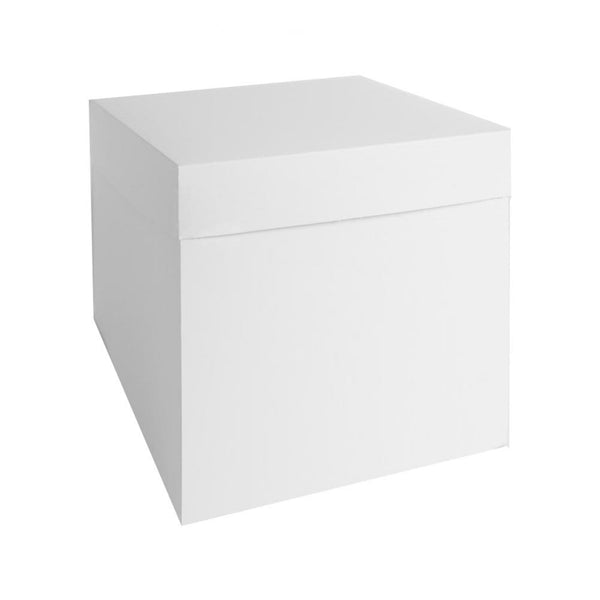 Cake Craft Company Super Tall White Cake Boxes
