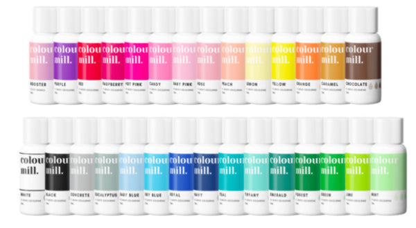 Full Colour Mill colour sets