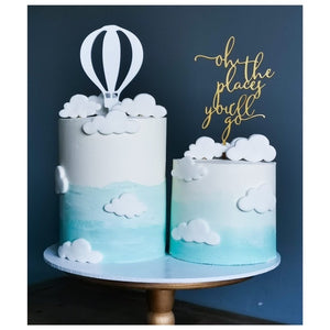 Oh the places you'll go - baby shower/ Birthday