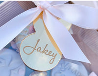 Engraved Easter Tags