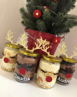 Reindeer Jar Kits