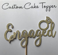 Preset Wedding/Engagement Toppers
