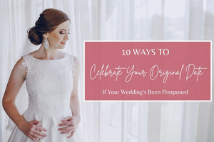 10 Ways To Celebrate Your Original Date If Your Wedding