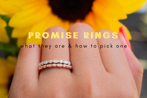 Promise Rings: What They Are and How to Pick One