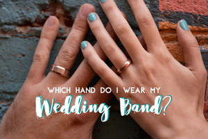 What Hand Does a Wedding Band Go On?
