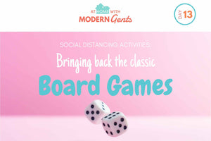 Social Distancing Activities: Bringing Back the Classic Board Games!