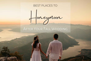 Best Places to Honeymoon After Your Fall Wedding