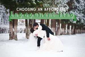 Choosing an Affordable Engagement Ring | Couple