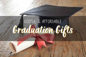 Useful & Affordable Graduation Gifts 🎓