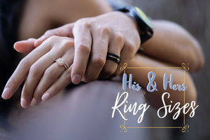 Are Men's and Women's Ring Sizes the Same?