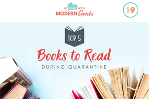 Top 5 Books to Read During Quarantine