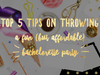 Top 5 Tips on Throwing a Fun (But Affordable) Bachelorette Party
