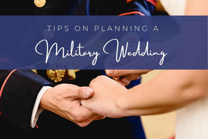 Tips on Planning a Military Wedding