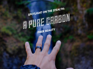 Spotlight on The Stealth: A Pure Carbon Fiber Beauty