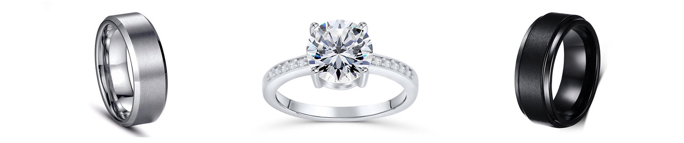 Cheap Engagement Rings Modern Gents Trading Co