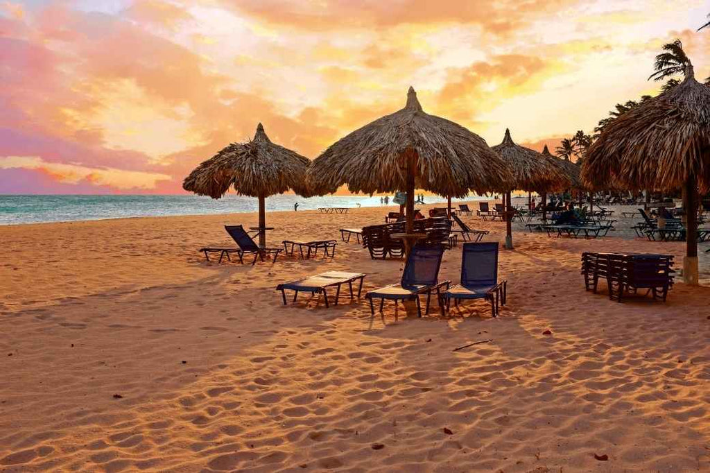 Aruba Tropics Island Fall Wedding Planning 2020 Honeymoon September October November Locations Destinations Advice Ideas