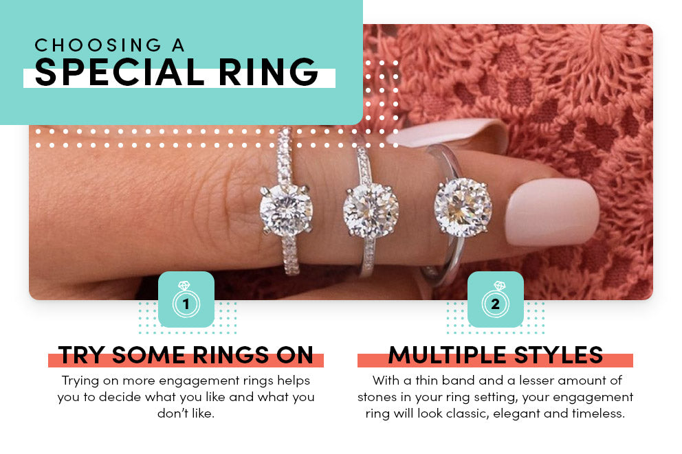 Choosing a special ring