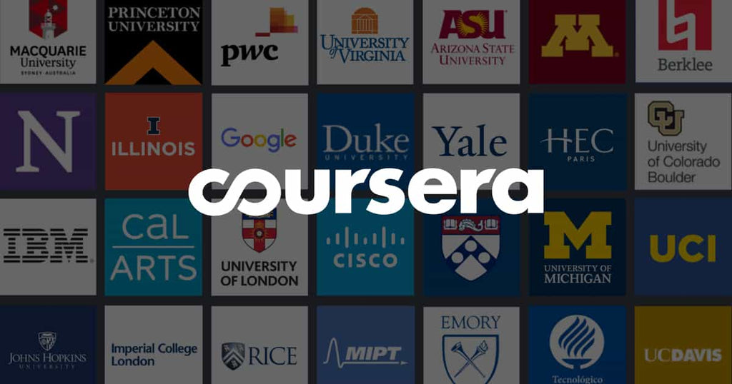Coursera Things to Do at Home Coronavirus 2020 Pandemic Social Distancing Activities Learn Education Expand Brain Knowledge Get Smarter