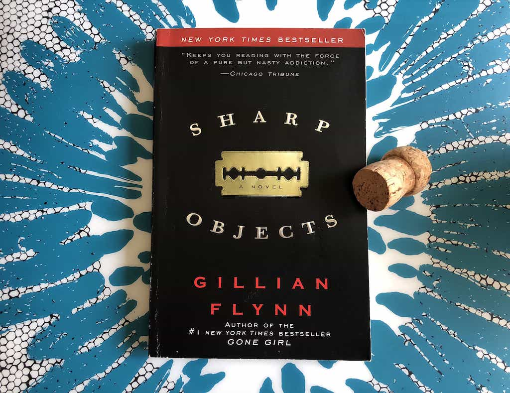 gillian flynn sharp objects books to read during quarantine coronavirus social distancing activities 2020 must read best selling recommendation