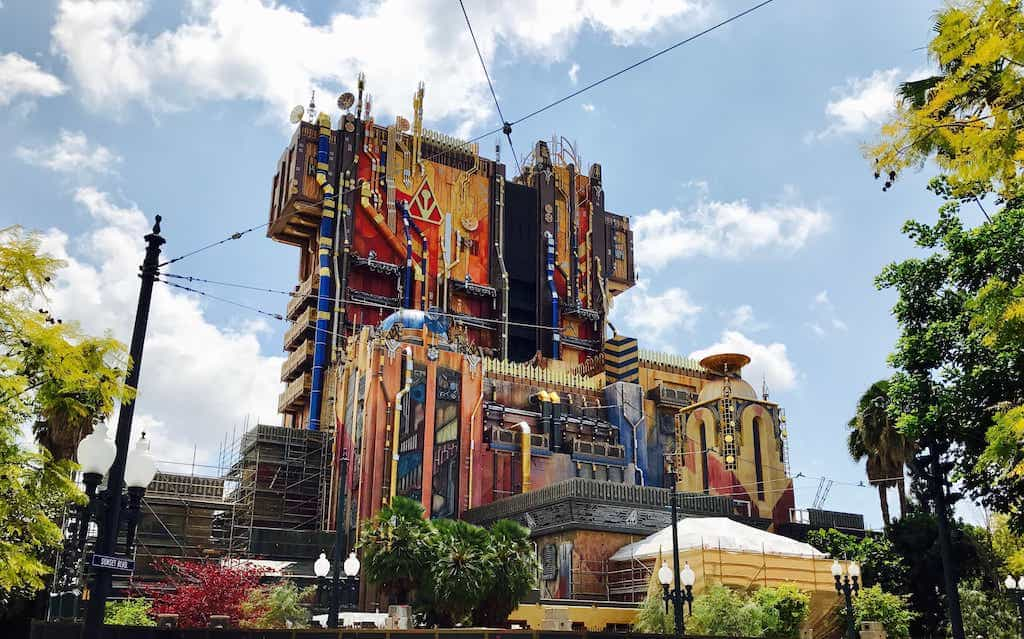 Guardians of the Galaxy Mission Breakout Virtual Ride Disneyland Disney California Adventure Quarantine Things to Do at Home Social Distancing Activities Coronavirus 2020