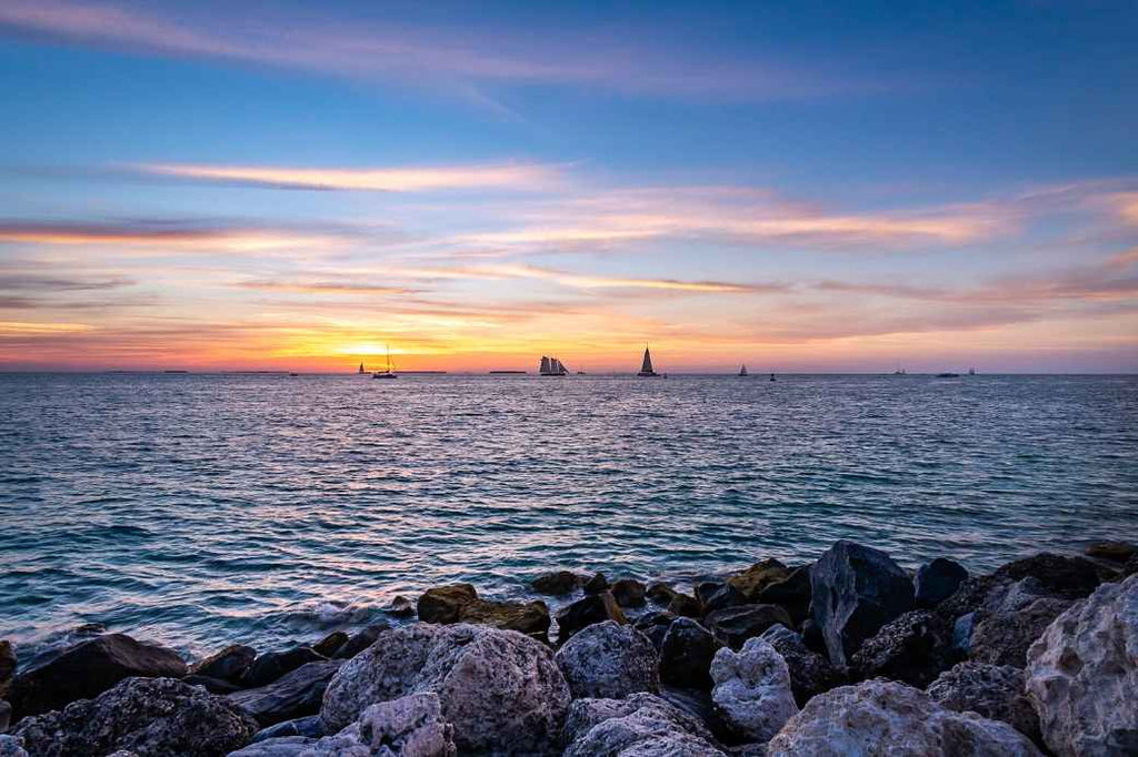 Key West Florida Where to Honeymoon Destinations Locations United States America Local Affordable Inexpensive