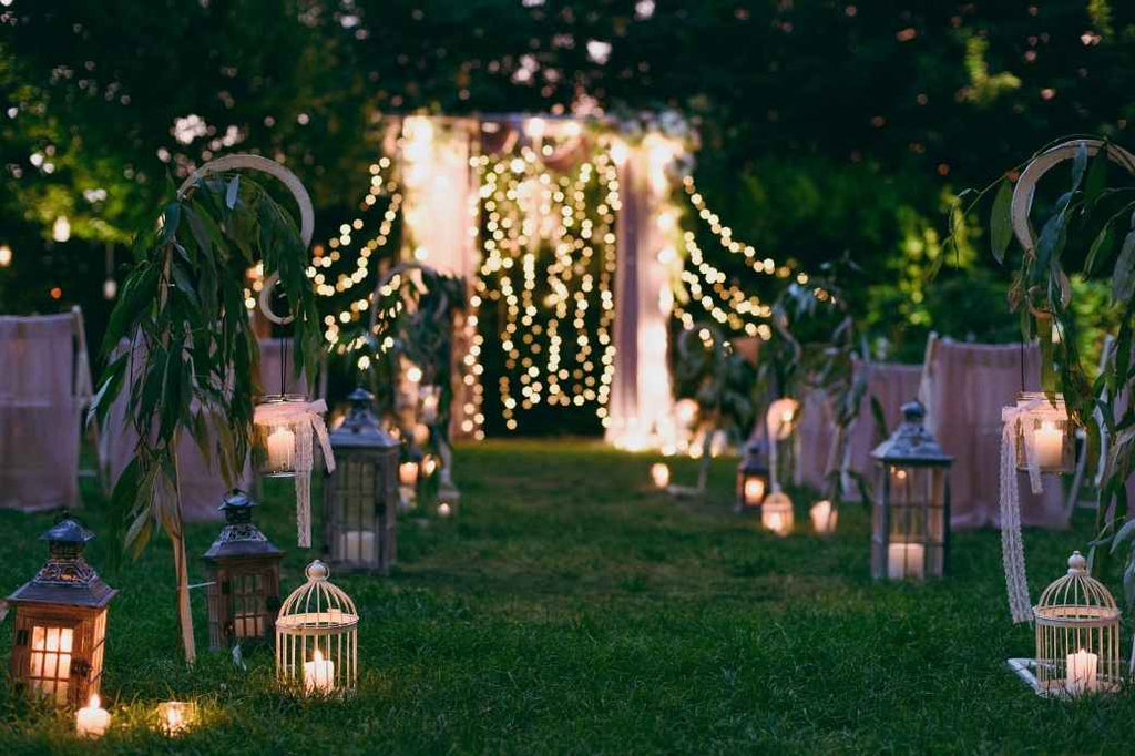 Lights Lighting Romantic Wedding Planning Intimate Ideas Tips Tricks Advice New Bride