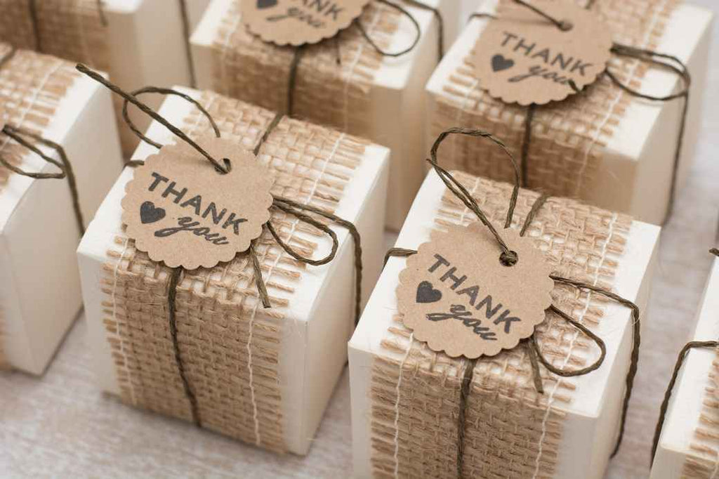 Party Favors Goodies Gifts Eco Friendly Wedding Environmentally Conscious Tips Advice How To