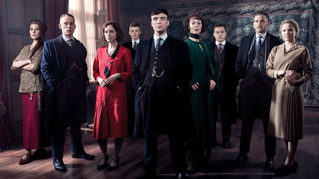 peaky blinders netflix best shows to binge watch top ten watch coronavirus quarantine 2020