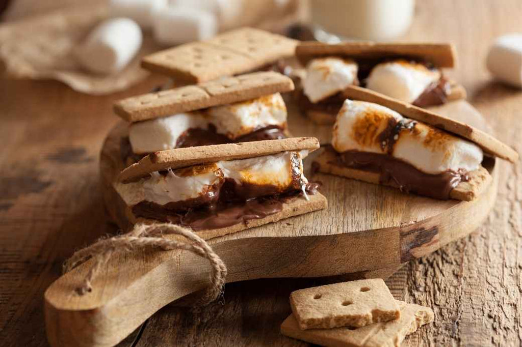 S'mores Bonfire Fall Engagement Party Wedding Planning Proposal New Bride Guide Advice Tips Tricks How to