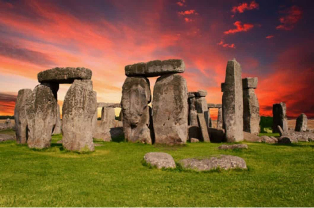 Stonehenge England Wonders of the World Things to Do During Quarantine Social Distancing Activities Coronavirus 2020 Travel World Virtually Pandemic