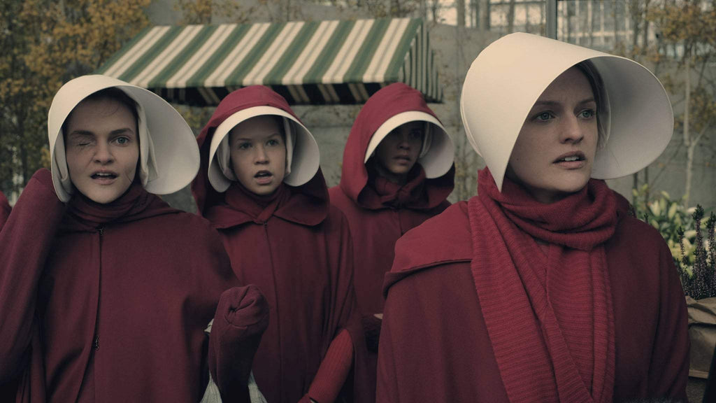 the handmaid's tale best shows top ten to binge watch hulu during quarantine coronavirus