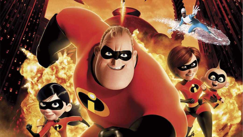 The Incredibles Disney Pixar Movie Movies to Watch During Quarantine Coronavirus Pandemic 2020 COVID-19 Social Distancing Activities Feel Good