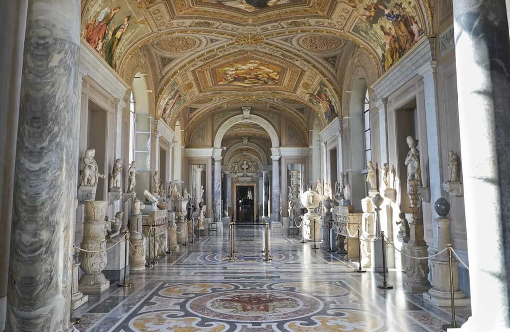 The Vatican Museum Rome Italy Things to Do During Quarantine Social Distancing Activities Coronavirus 2020 Travel World Virtually Pandemic