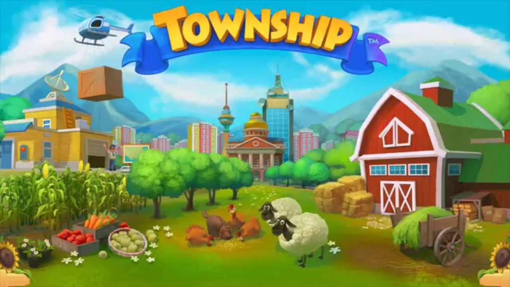 Township Best Mobile Games 2020 List For Coronavirus Quarantine Social Distancing