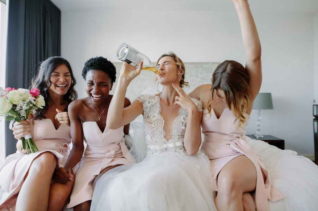 Wedding Advice How To Brides Bridesmaids Bride Squad Maid of Honor Matron of Honor How to Choose Tips Tricks Help