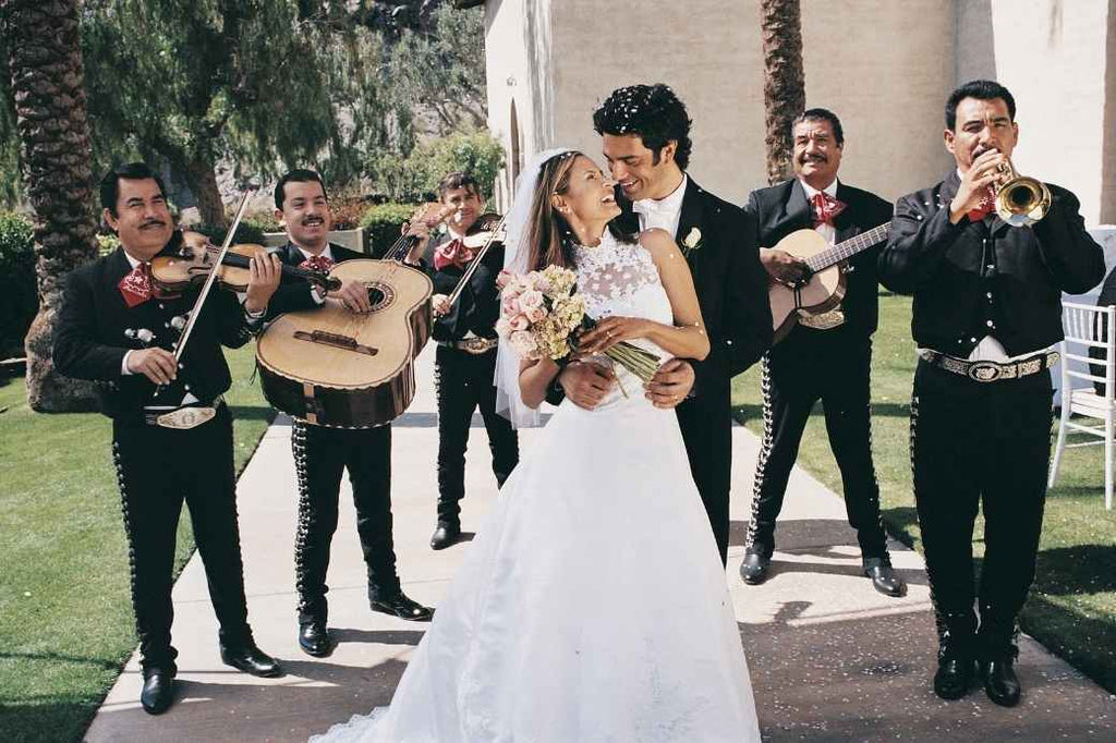 element of surprise mariachi wedding planning reception advice new bride how to tips tricks