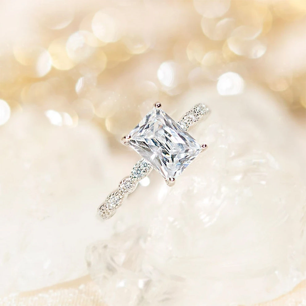 the alexandria engagement ring