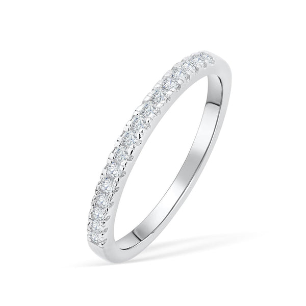Cheap Wedding Bands.The Desire Silver