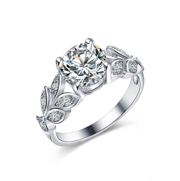 Inexpensive Wedding Rings.2 Ct Leaf Engagement Ring Inexpensive Wedding Rings Modern Gents
