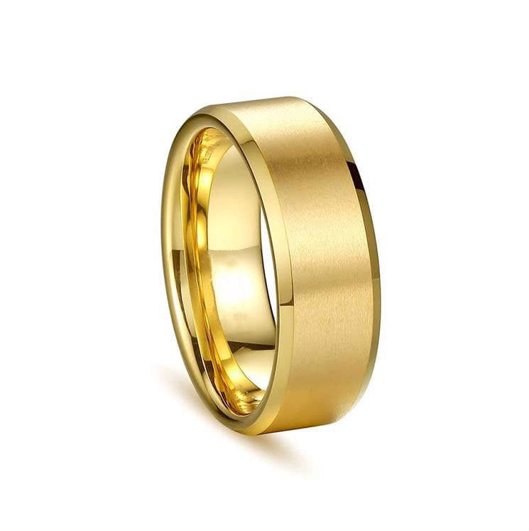 Men S Wedding Bands Engagement Rings Modern Gents Trading Co