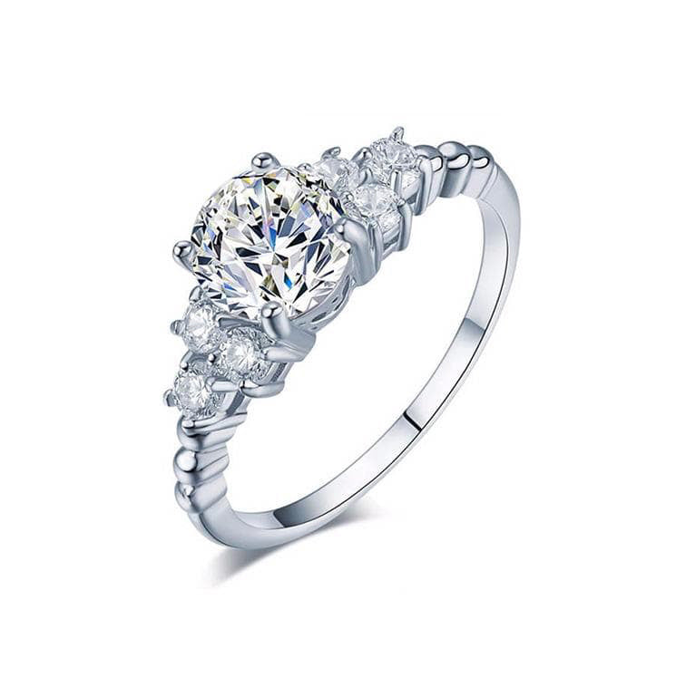 Unique Affordable Engagement Rings Low Price Engagement Rings