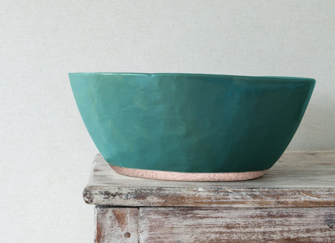 Dark-green-Salad-Bowl