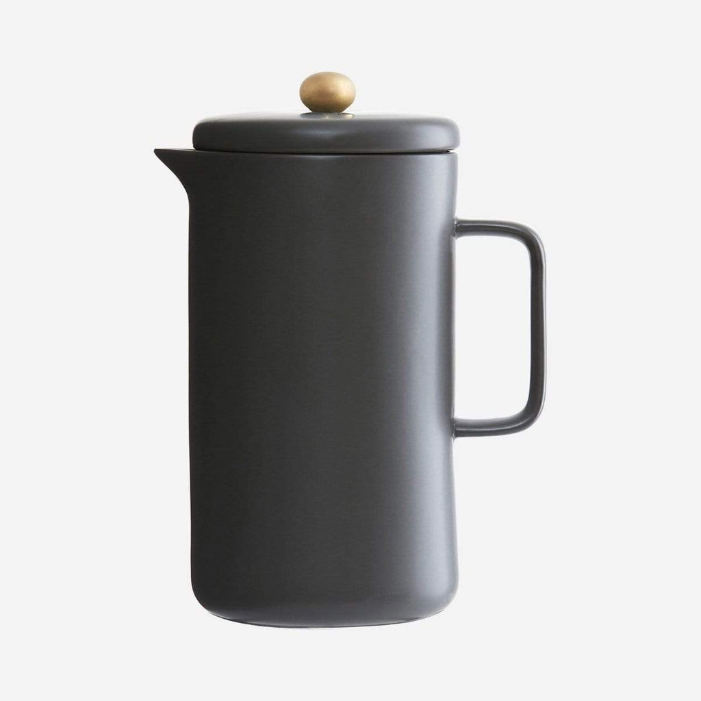 Hixton Black Coffee Pot